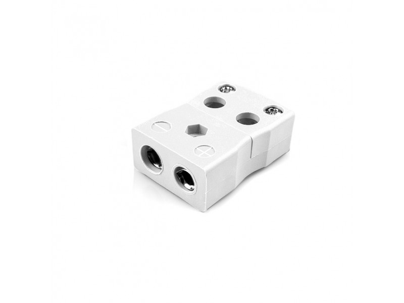 Standard Quick Wire Thermocouple Connector Socket FSCT-CU-FQ Type Cu