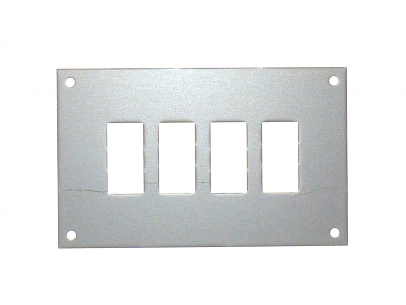 Panels for Miniature Fascia Sockets (Type FF)