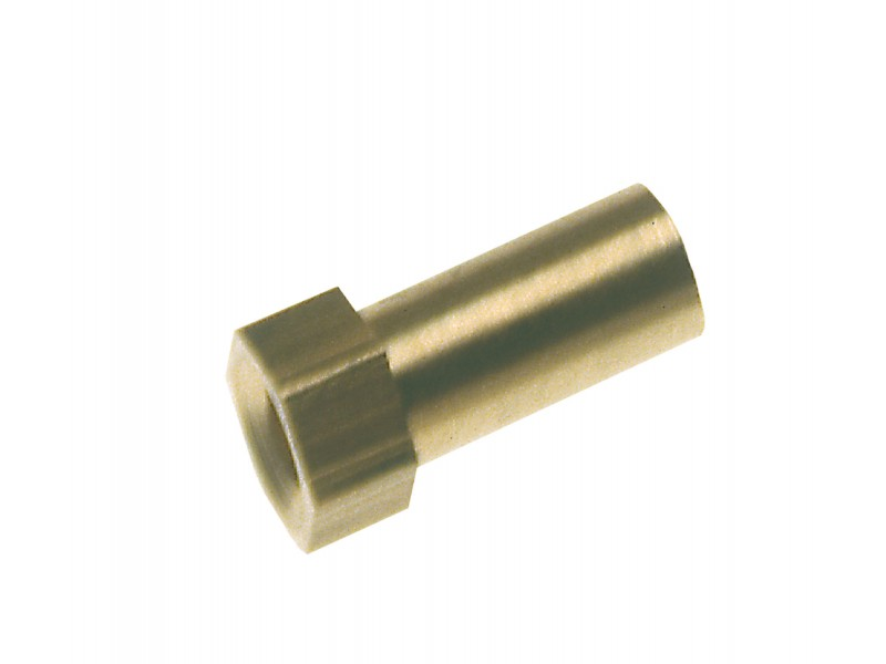 Crimp on Brass Probe Supports