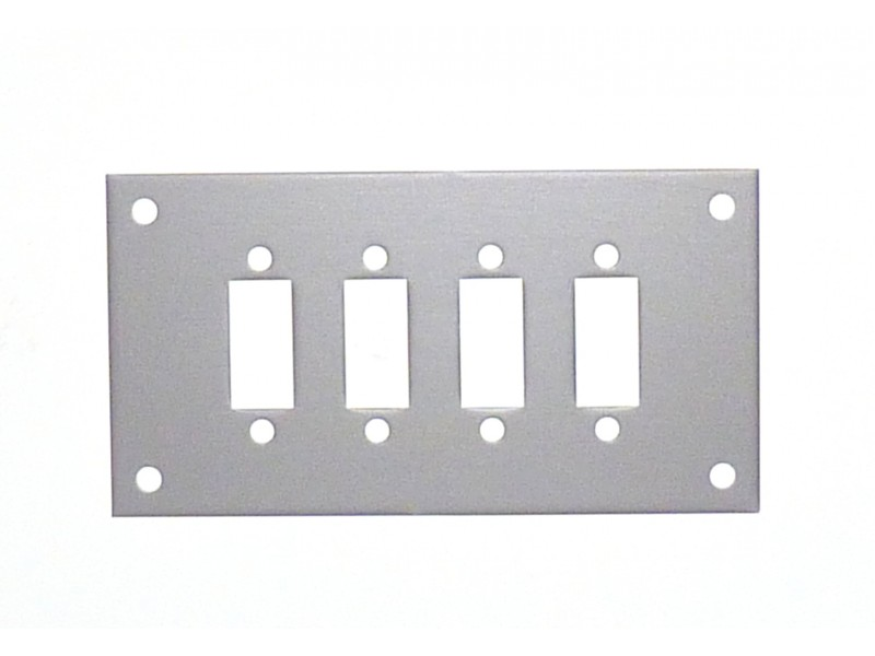 Panels for Standard Stainless Steel Fascia Sockets (SSPF)