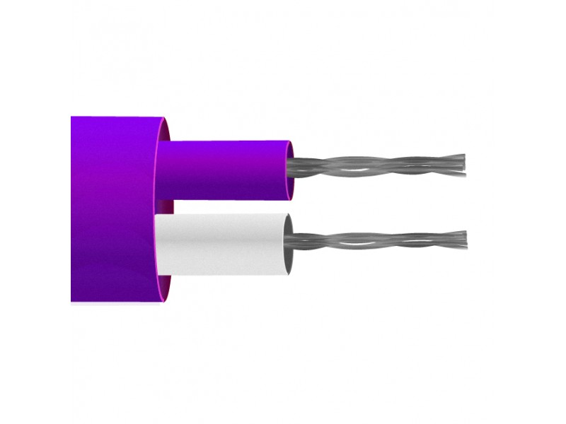 Thermocouple Cable / Wire (IEC) Type E PVC Insulated Flat Pair
