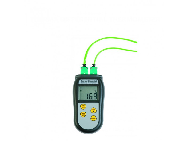 Therma Differential Thermometer (Type K)