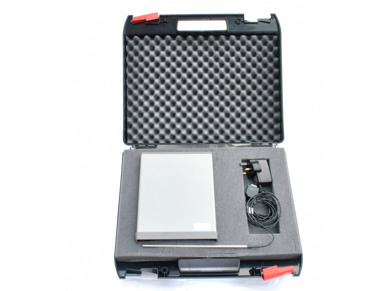 Black ABS Equipment Case
