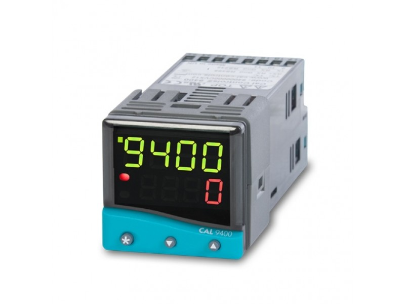 Single Loop Temperature Controller 9400 - SSD & Relay O/Ps, 100-240V AC