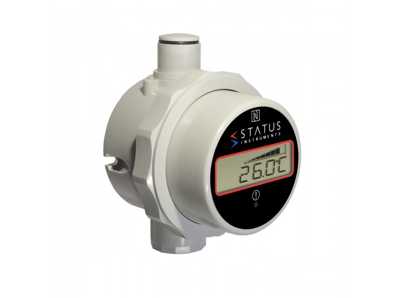 DM650/TM - Temperature Switch With Display And Datalog Function