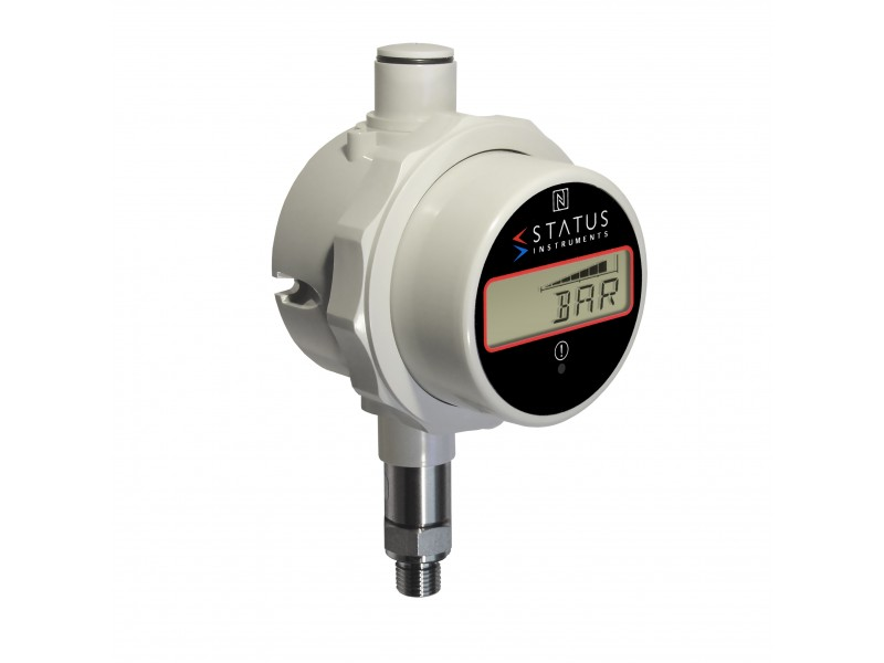 DM650/PM - Pressure Switch With Display And Data Log Function