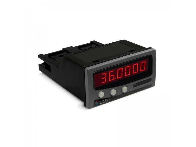 Status DM3600 Intelligent Digital Panel meter Pt100/TC/V/Current with TFML