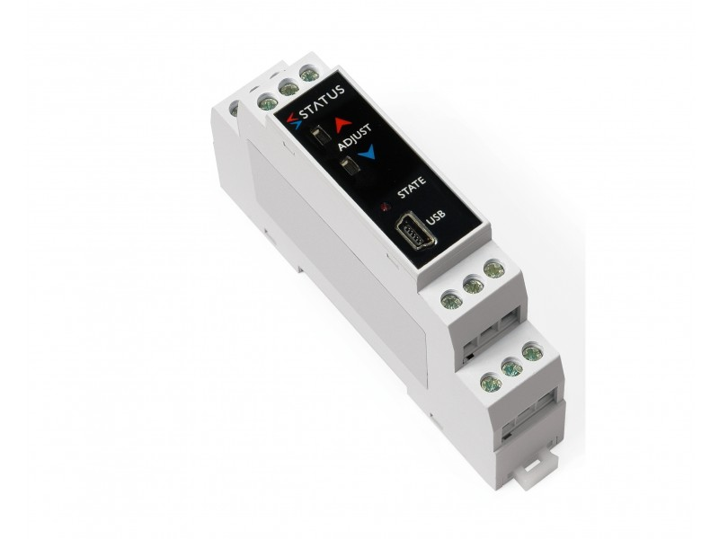 Status SEM1605/TC - Thermocouple Temperature Transmitter PC Programmable With Push Button Calibration