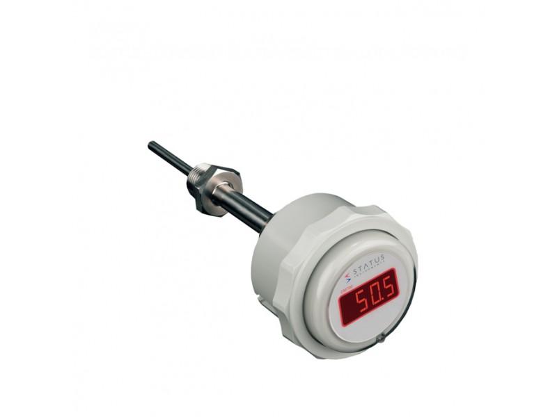 Status SEM710 - Temperature Transmitter with Integrated Loop Powered Display