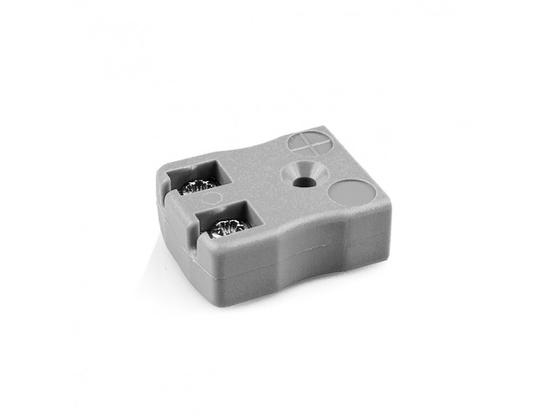 Miniature Quick Wire Thermocouple Connector Socket AM-B-FQ Type B ANSI