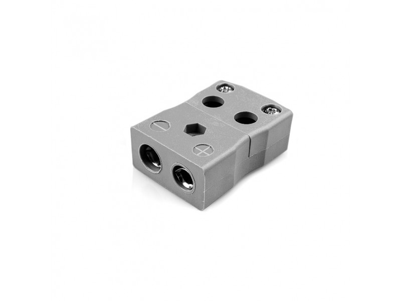 Standard Quick Wire Thermocouple Connector Socket AS-B-FQ Type B ANSI