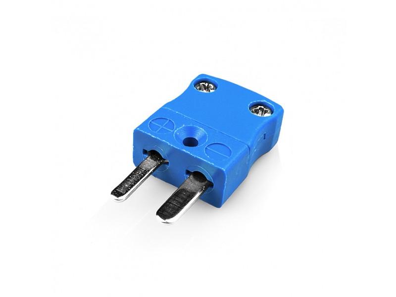 Miniature Thermocouple Connector Plug JM-K-M Type K JIS