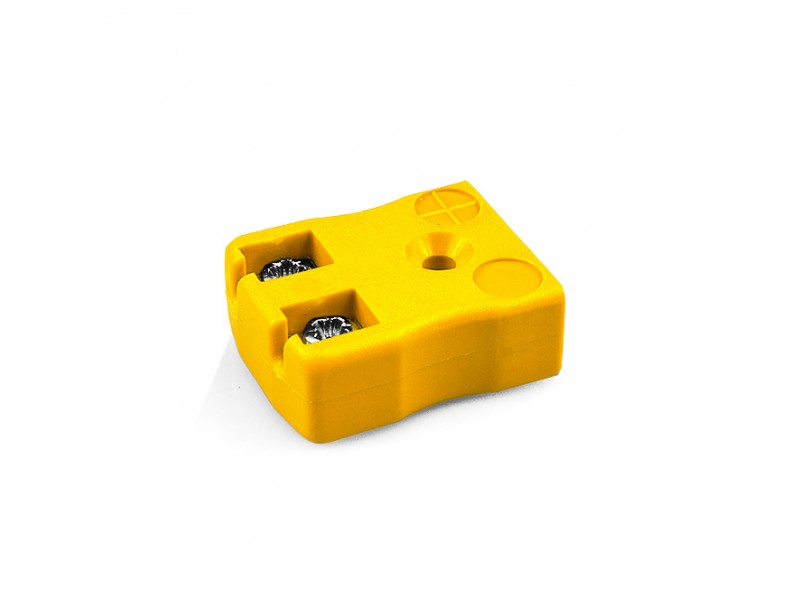 Miniature Quick Wire Thermocouple Connector Socket JM-J-FQ Type J JIS