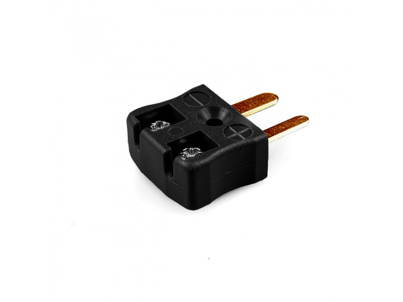 Miniature Quick Wire Thermocouple Connector Plug JM-R/S-MQ Type R/S JIS