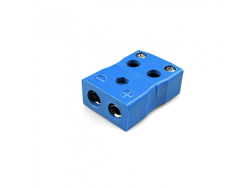 Standard Quick Wire Thermocouple Connector Socket JS-K-FQ Type K JIS
