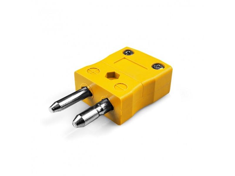 Standard Thermocouple Connector Plug JS-J-M Type J JIS