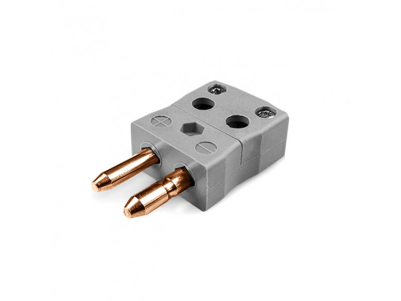 Standard Quick Wire Thermocouple Connector Plug JS-B-MQ Type B JIS