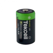 Replacement 1/2 AA Lithium Battery for use with the EL Data Logger range