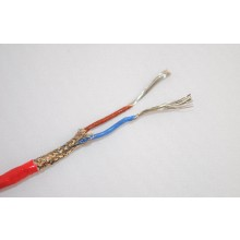 Type K Thermocouple Screened & Sheathed PTFE Cable / Wire