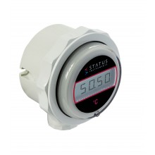 Status DM640 SERIES - Battery Powered Thermometer Models DM640/P & DM640/TC