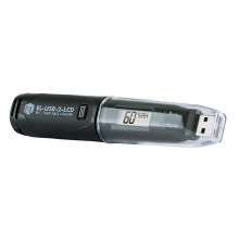 EL-USB-2-LCD - Temperature & RH Data Logger with USB and Display