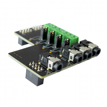 PanelPilot S43-TP - Four-channel thermistor add-on board