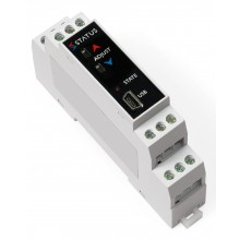 Status SEM1610 Programmable DIN Rail Mounted Temperature Transmitter