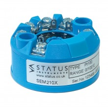 SEM210X PC Programmable ATEX approved universal input Temperature Transmitter