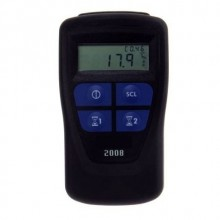 Legionella Thermometer with Integral Water Temp Timer