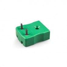 PCB Mounting Thermocouple Connector Socket IM-K-PCB Type K IEC with Tin Plated Pins