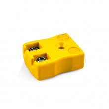 Miniature Quick Wire Thermocouple Connector Socket AM-K-FQ Type K ANSI
