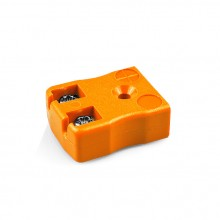 Miniature Quick Wire Thermocouple Connector Socket AM-N-FQ Type N ANSI