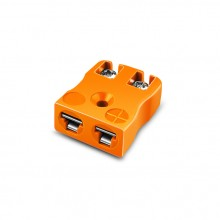Miniature Quick Wire Connector Thermocouple Socket IM-R/S-FQ Type R/S IEC