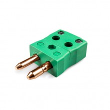 Standard Quick Wire Thermocouple Connector Plug AS-R/S-MQ Type R/S ANSI
