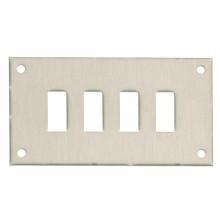 Panels for Standard Fascia Sockets (Type FF)