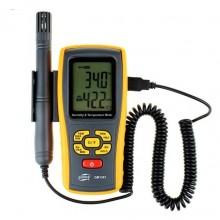 GM1361 Temperature & Humidity Meter