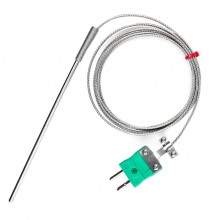 General Purpose Thermocouple Probe Type K or J IEC