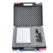 Black ABS Equipment Case