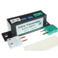 ILTX High Accuracy, In-Line, 2 Wire Temperature Transmitter
