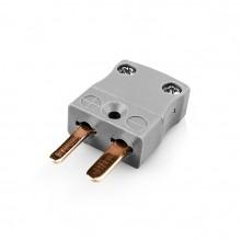 Miniature Thermocouple Connector Plug JM-B-M Type B JIS