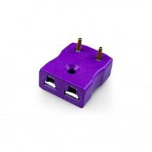 PCB Mounting Thermocouple Connector Socket JM-E-PCB Type E JIS