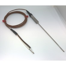 Hypodermic Tip Thermocouple Type T IEC