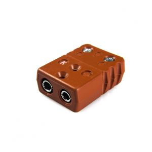 High temperature Standard Thermocouple Connector Socket STC-R/S-F-HTP Type R/S