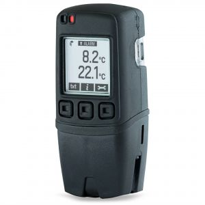 Lascar EL-GFX-DTC Data Logger with dual K probe and graphic screen
