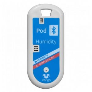 Verigo Model PA3 Reusable Temperature & Humidity Data Logger