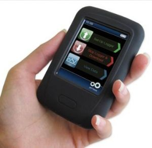 PAD-BOOT-BLACK Protective Rubber Casing for Lascar EL-DataPad and EL-EnviroPad-TC