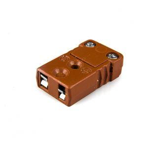 High Temperature Miniature Thermocouple Connector Socket MTC-J-F-HTP Type J
