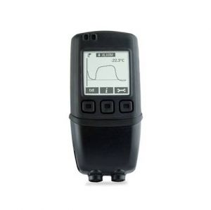 Lascar EL-GFX-DTP+ High Accuracy Dual Channel Thermistor Data Logger with Graphic Screen and Audible Alarm