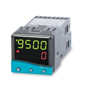 9500 Programmable Temperature Controller - 3 outputs (REL/REL/REL) Profiler