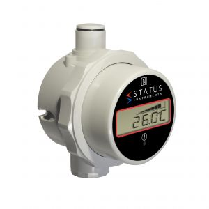 Status DM650/TM - Temperature Indicator With Data Logging, Alarm & Messaging